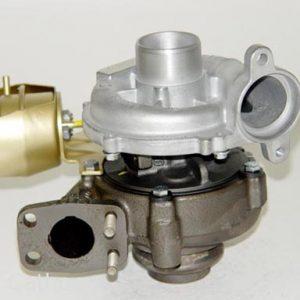 753420-5005S   Turbo Reconstruido Citroen C2 HDi