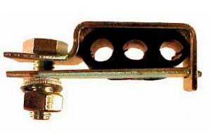 Bridas tubo inyector